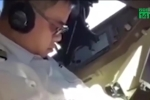 Phi công Trung Quốc ngủ gật khi đang lái máy bay