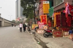 Hà Nội đề xuất lắp 400 camera dẹp loạn vỉa hè