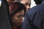 Nhân vật bí ẩn dụ dỗ các cô gái trong vụ tấn công Kim Jong-nam