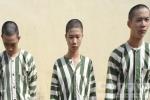 Bắt băng nhóm 'tuổi teen' chuyên dùng dao uy hiếp phụ nữ để cướp tài sản