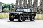 Land Rover Defender trong phim 007 giá đắt không tưởng