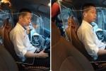 Cận cảnh chiếc taxi đầu tiên tại Việt Nam có vách ngăn