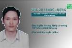 Chân dung ông Vũ Trọng Lương - người sửa điểm thi ở Hà Giang