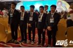Đoàn học sinh Việt dự thi Olympic Vật lý 2017 giành giải cao nhất lịch sử