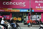 Con Cưng trưng bằng chứng hơn 30 thương hiệu xác nhận hàng chính hãng