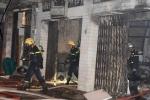 Cứu sống 7 nạn nhân mắc kẹt trong đám cháy ở Sài Gòn