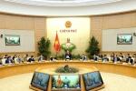 Sáng nay, Chính phủ họp phiên thường kỳ tháng 2/2018