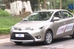 Top 10 mẫu xe bán chạy nhất Việt Nam tháng 3/2018