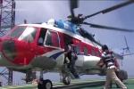 Chi hàng chục tỷ đồng thuê trực thăng di tản nhân viên dầu khí vì bão Tembin