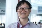 Gặp nữ sinh Việt đạt điểm thi Olympic Sinh học cao nhất thế giới