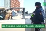 Hàng loạt tài xế nữ bị cảnh sát chặn xe vì lý do không ngờ