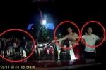 Clip: CĐV Việt và khách Tây nửa đêm ùa ra đường chặn ô tô, mừng Pháp vô địch