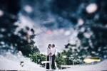 Bộ ảnh cưới lãng mạn của cặp đôi sinh cùng ngày, cùng tháng, cùng năm