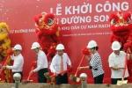 TP.HCM khởi công tuyến đường song hành cao tốc Long Thành