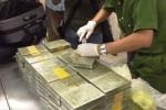 Đánh sập đường dây ma túy khủng xuyên quốc gia