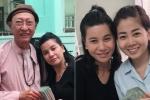 Cát Phượng tiết lộ tình hình sức khỏe hiện tại của nghệ sĩ Lê Bình và Mai Phương
