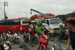 Hai xe khách tông nhau, hàng loạt người bị thương ở Quảng Ninh