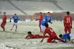 Các cầu thủ U23 Việt Nam đồng loạt lên tiếng xin lỗi và cảm ơn CĐV Việt Nam