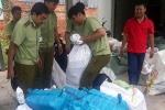 Thu giữ hàng ngàn gói trà và bột ngọt giả ở Hậu Giang