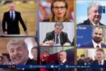 Video: Cân tài 8 ứng viên tổng thống Nga trước giờ G