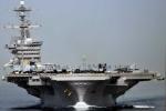 Thông tin mới nhất về chương trình tàu sân bay Mỹ thăm Việt Nam