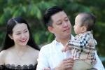 Tuấn Hưng hạnh phúc đón con gái chào đời