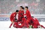 Sẽ hướng dẫn đóng thuế với tiền thưởng của U23 Việt Nam