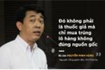 VN Pharma nhập thuốc ung thư giả, Thứ trưởng Bộ Y tế: 'Tôi kịch liệt phản đối...'