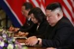 Bloomberg: Lãnh đạo Mỹ - Triều kết thúc hội nghị thượng đỉnh lần 2, không có tuyên bố chung