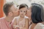 Cười ngất với loạt ảnh thay đổi trước và sau khi có con của vợ chồng Phương Vy
