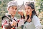 Ưng Hoàng Phúc - Kim Cương cực 'ngầu' khi hóa thân thành nhân vật cổ trang