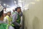 Hầm Hải Vân chằng chịt vết nứt: Thứ trưởng Bộ GTVT nói gì?