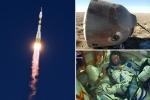 Video: Toàn cảnh tàu vũ trụ Nga gặp nạn, 2 phi hành gia sống sót kỳ diệu