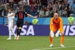 Thua tan nát Croatia, Argentina run rẩy chờ phép màu World Cup