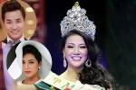 H'Hen Niê, MC Nguyên Khang chúc mừng Phương Khánh đăng quang Hoa hậu Trái đất 2018