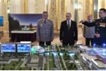 Ông Putin phát hiện chi tiết đặc biệt khi xem sa bàn công nghệ quân sự Nga