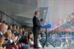 Tổng thống Putin hứa sẽ tặng tất cả CĐV đến Nga xem World Cup món quà đặc biệt