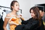 Ngân Phan 'The Face' được Midu đặc biệt chăm sóc