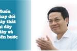 Infographic: Những phát ngôn ấn tượng của Thiếu tướng Nguyễn Mạnh Hùng