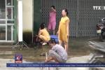 Vùng lũ Phù Yên, Sơn La thiếu nước sạch nghiêm trọng