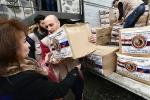 Trung tâm cứu trợ nhân đạo của Nga ở Syria bị pháo kích, 2 người chết
