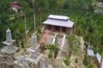 Video: Số phận cung điện thờ thiên hơn 9.000 m² mọc trên đất Ba Vì