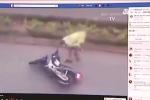 Phẫn nộ chiêu trò giả livestream bão số 16 để câu like trục lợi trên Facebook