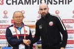 HLV U23 Qatar khâm phục U23 Việt Nam: 'Họ đã dạy chúng tôi một bài học'