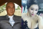Tài tử U70 'Thiên long bát bộ' bị lộ chuyện ngoại tình với chân dài 9X