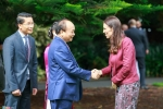 Việt Nam - New Zealand ra tuyên bố chung, hướng tới đối tác chiến lược