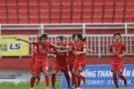 Giải bóng đá nữ VĐQG: Đánh bại TP.HCM I, Phong Phú Hà Nam lần đầu giành cúp