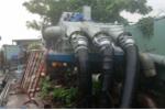 Dùng 4 máy thay thế siêu máy bơm giải cứu 'rốn ngập' Sài Gòn