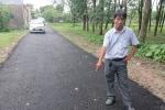 Mạnh thường quân bỏ 200 triệu đồng làm đường giúp dân: Xã kết luận bất ngờ