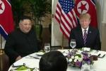 Video: Tổng thống Trump và ông Kim Jong-un ăn tối cùng nhau